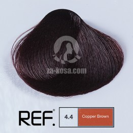 REF Colour 4.4 - Медно кафяво - 100 ml