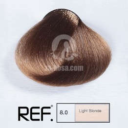 REF Colour 8.0 - Светло русо - 100 ml