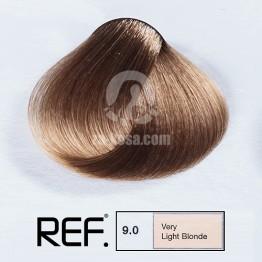 REF Colour 9.0 - Много светло русо - 100 ml