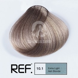 REF Colour 10.1 - Супер светло пепелно русо - 100 ml