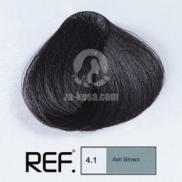 REF Colour 4.1 - Пепелно кафяво - 100 ml