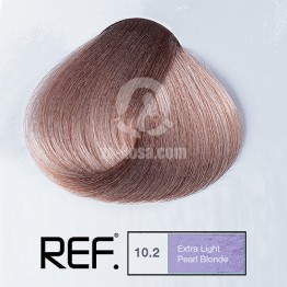REF Colour 10.2 - Супер светло перлено русо - 100 ml