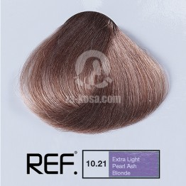 REF Colour 10.21 - Супер светло перлено пепелно русо - 100 ml