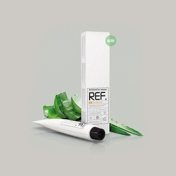 REF Colour 4.62 - Блестящо червено русо - 100 ml