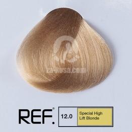 REF Colour 12.0 - Специално натурално най-светло русо - 100 ml