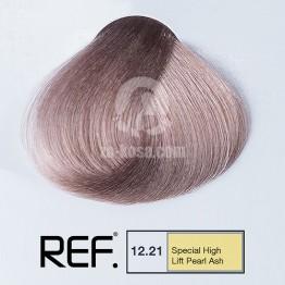 REF Colour 12.21 - Специално най-светло перлено пепелно - 100 ml