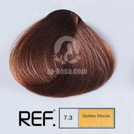 REF Colour 7.3 - Златно русо - 100 ml