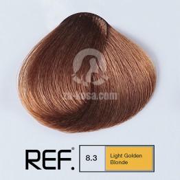 REF Colour 8.3 - Светло златно русо - 100 ml