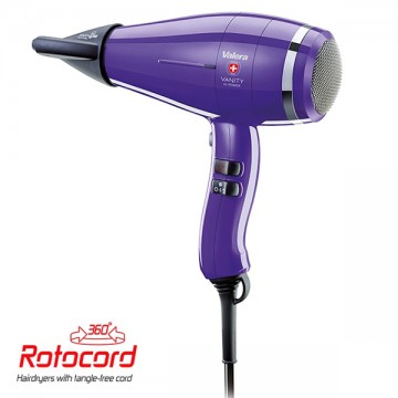 Професионален сешоар Valera Vanity Performance Pretty Purple - 2400 W