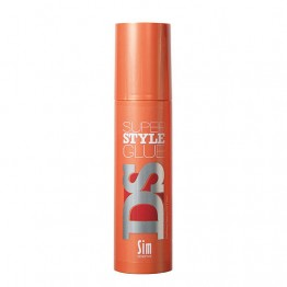 Super Style Glue - Вакса с максимална фиксация и блясък - 100 ml