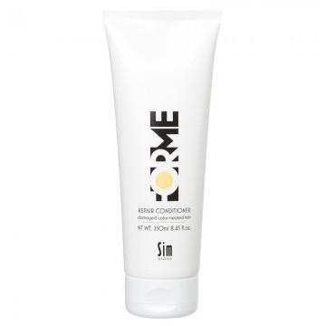 Forme - Възстановяващ балсам за увредена боядисана коса - 250 ml