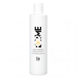 Forme - Възстановяващ шампоан за увредена боядисана коса - 300 ml