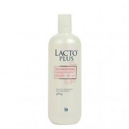 Душ-гел за лице и тяло с лек аромат - 500 ml
