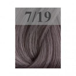 Sensido 7/19 - Средно пепелно сиво русо - 60 ml
