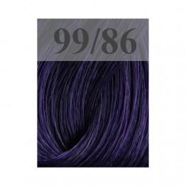 Sensido 99/86 - Интензивен син виолетов металик - 60 ml