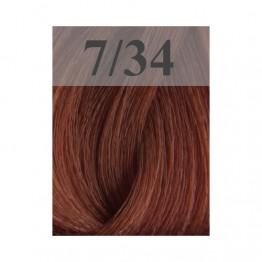 Sensido 7/34 - Средно златисто червено русо - 60 ml