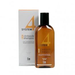 Шампоан №2 с климбазол за боядисвана и суха коса - 215 ml