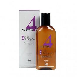 Шампоан №3 с климбазол за всеки тип коса - 215 ml