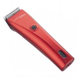 Машинка за подстригване с акумулатор и ток - Ermila Belissima -червена