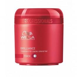 Маска за блясък на боядисаната нормална или тънка коса - Brilliance - 150ml