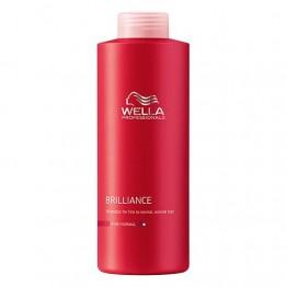 Шампоан за блясък на боядисана фина коса - Brilliance - 1000ml