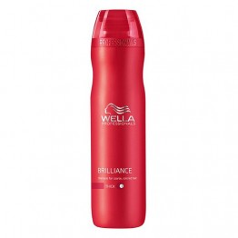 Шампоан за блясък на боядисана гъста коса - Brilliance - 250ml