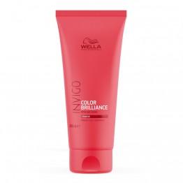 Балсам за блясък на боядисана гъста коса - Invigo Brilliance - 200ml