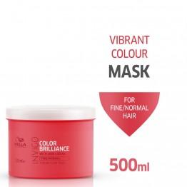 Маска за блясък на боядисаната нормална или тънка коса - Brilliance - 30 ml