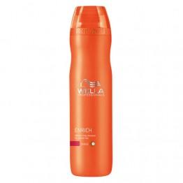Подхранващ шампоан за суха изтощена гъста коса - Enrich - 250 ml