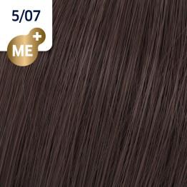 Wella Koleston Perfect 5/07 - Светло-кафяво натурално кафяво - 60 ml