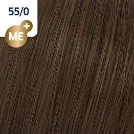Wella Koleston Perfect 55/0 - Интензивно светло-кафяво - 60 ml