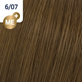 Wella Koleston Perfect 6/07 - Тъмно-русо натурално кафяво - 60 ml