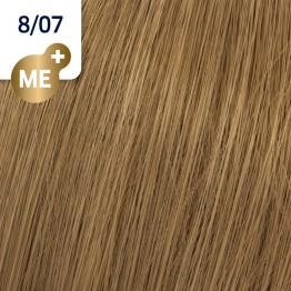 Wella Koleston Perfect 8/07 - Светло-русо натурално кафяво - 60 ml