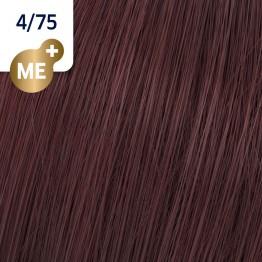 Wella Koleston Perfect 4/75 - Средно-кафяво кафяв махагон - 60 ml