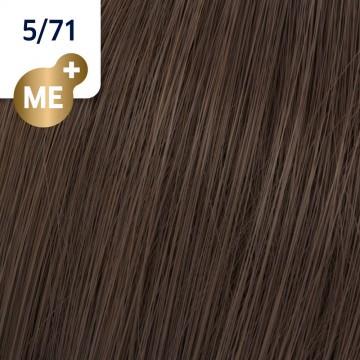 Wella Koleston Perfect 5/71 - Светло-кафяво кафяво-пепелно - 60 ml