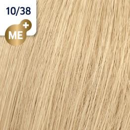 Wella Koleston Perfect 10/38 - Най-светло русо златисто перлено - 60 ml