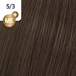 Wella Koleston Perfect 5/3 - Светло-кафяво златисто - 60 ml