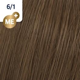 Wella Koleston Perfect 6/1 - Tъмно-русо пепелно - 60 ml