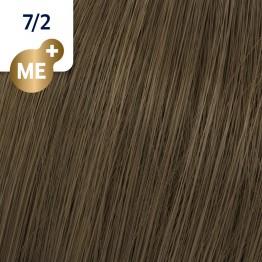 Wella Koleston Perfect 7/2 - Средно-русо матово - 60 ml