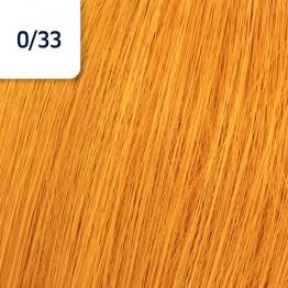 Wella Koleston Perfect 0/33 - Интензивно златисто - 60 ml