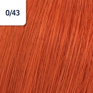 Wella Koleston Perfect 0/43 - Червено златисто - 60 ml