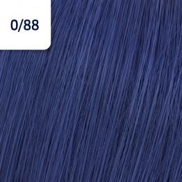 Wella Koleston Perfect 0/88 - Интензивно синьо - 60 ml