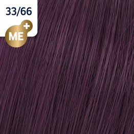 Wella Koleston Perfect 33/66 - Интензивно тъмно-кафяво интензивен виолет - 60 ml