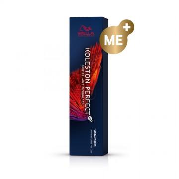 Wella Koleston Perfect 33/55 - Интензивно тъмно-кафяво интензивен махагон - 60 ml