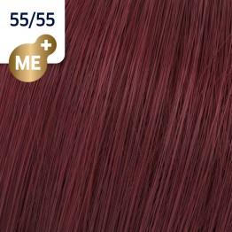Wella Koleston Perfect 55/55 - Интензивно светло-кафяво интензивен махагон - 60 ml