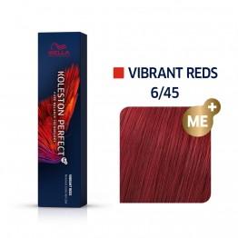 Wella Koleston Perfect 6/45 - Тъмно-русо червен махагон - 60 ml