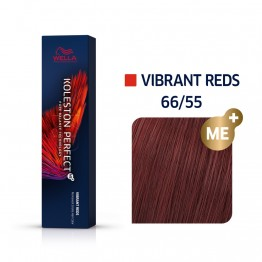 Wella Koleston Perfect 66/55 - Интензивно тъмно-русо интензивен махагон - 60 ml