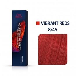 Wella Koleston Perfect 8/43 - Светло-червено златно русо - 60 ml
