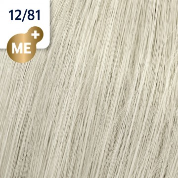 Wella Koleston Perfect 12/81 - Специално русо перлено пепелно - 60 ml